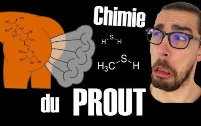 Chimie du prout !